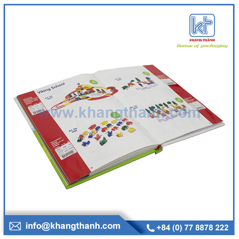 book notebook printing