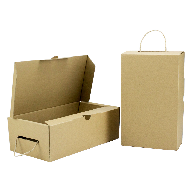 ECO FRIENDLY – RECYCLED BOX PACKAGING