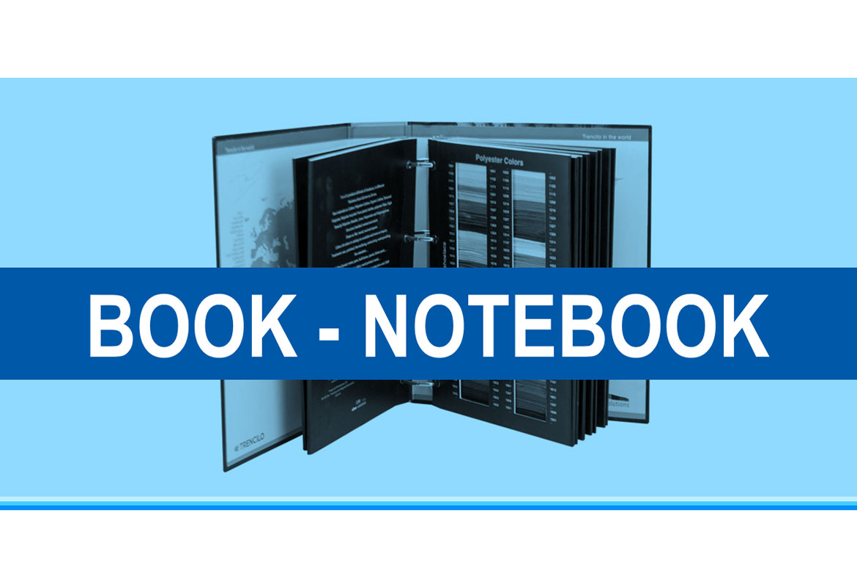 book notebook made in vietnam