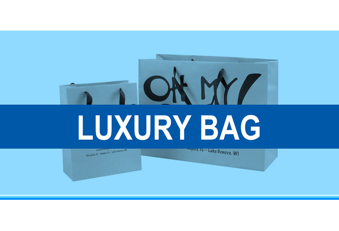 Luxury gift bag made in Vietnam