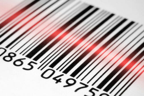 Barcode packaging