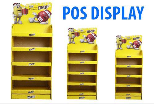 pos display pop display