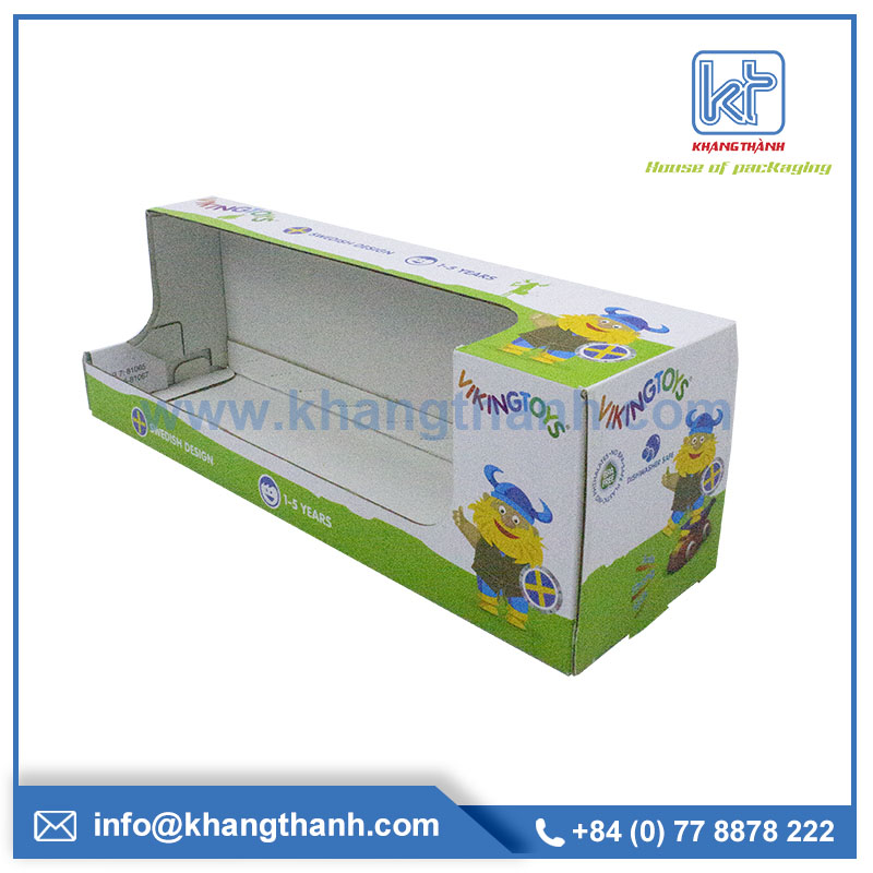 PDQ Box - Product Display Quickly